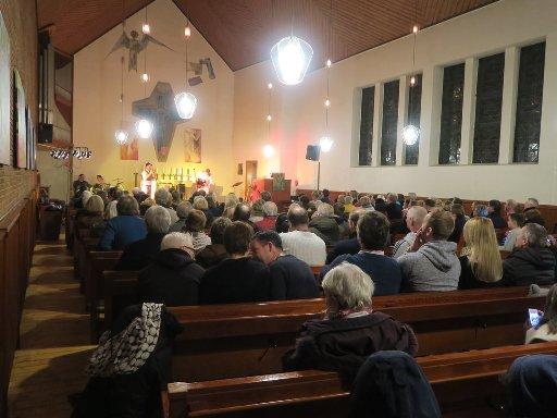 auferstehungskirche Phantomevent