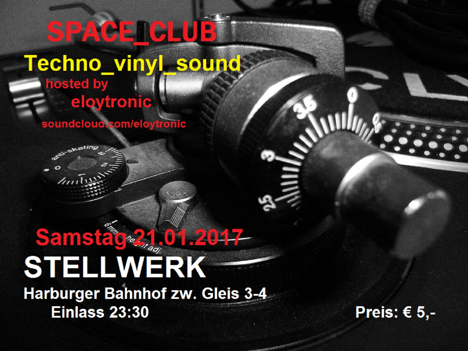 2222608319 705412f425 b Space Club/ Vinyl Techno to the fullest