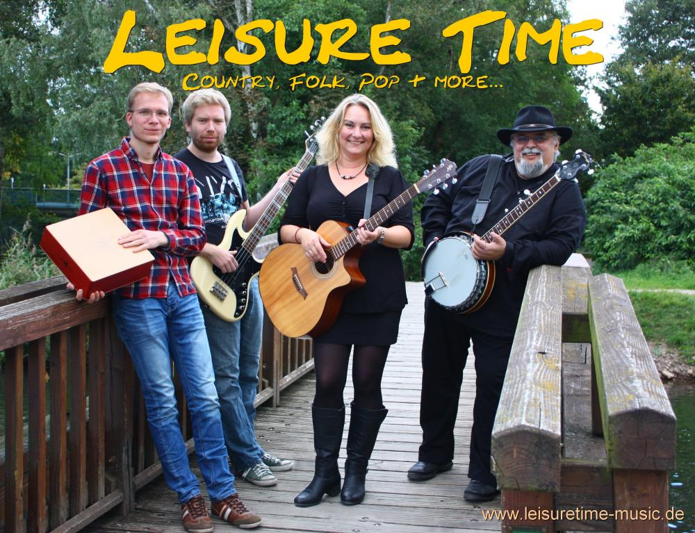 2017 05 12 Leisure Time Pressefoto Leisure Time | Country, Folk, Pop & more