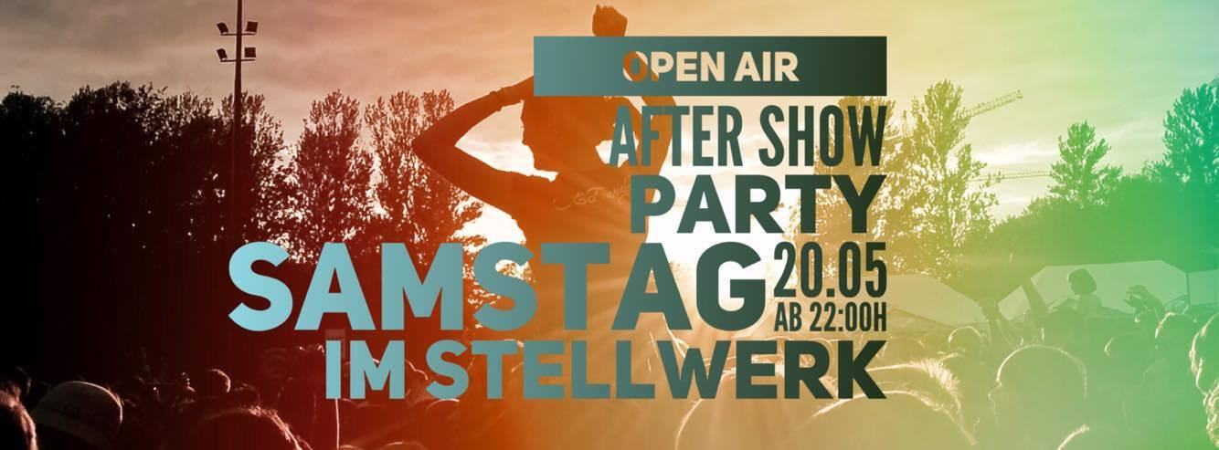 18402331 1298315680266966 3057258760839048089 o Official OPEN AIR Aftershow PARTY #1   Stellwerk Samstag 20.05