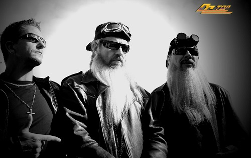 CC TOP Pic1 2017 500 CC Top......the german tribute to ZZ Top