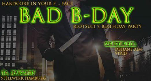 Bad B-Day