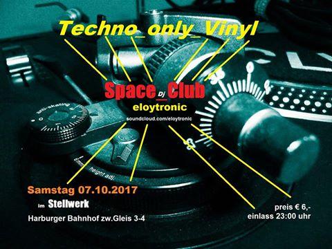 SpaceClub/ Wax Techno