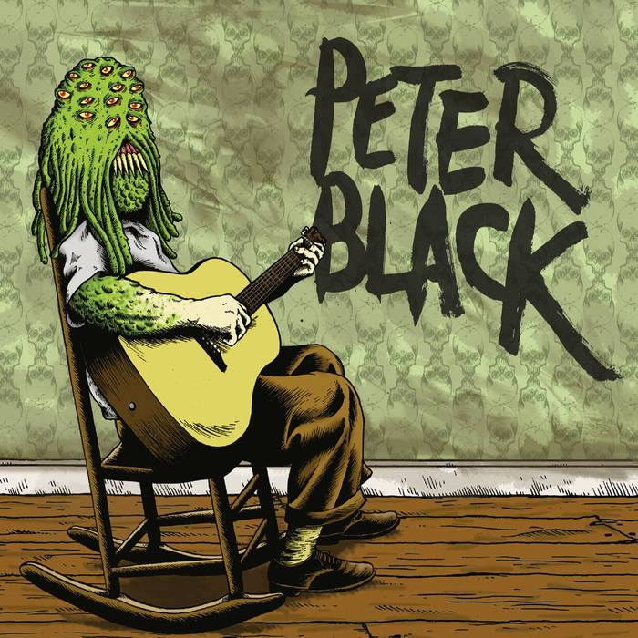 PETER BLACK (Blackie/Hard Ons/Solo)