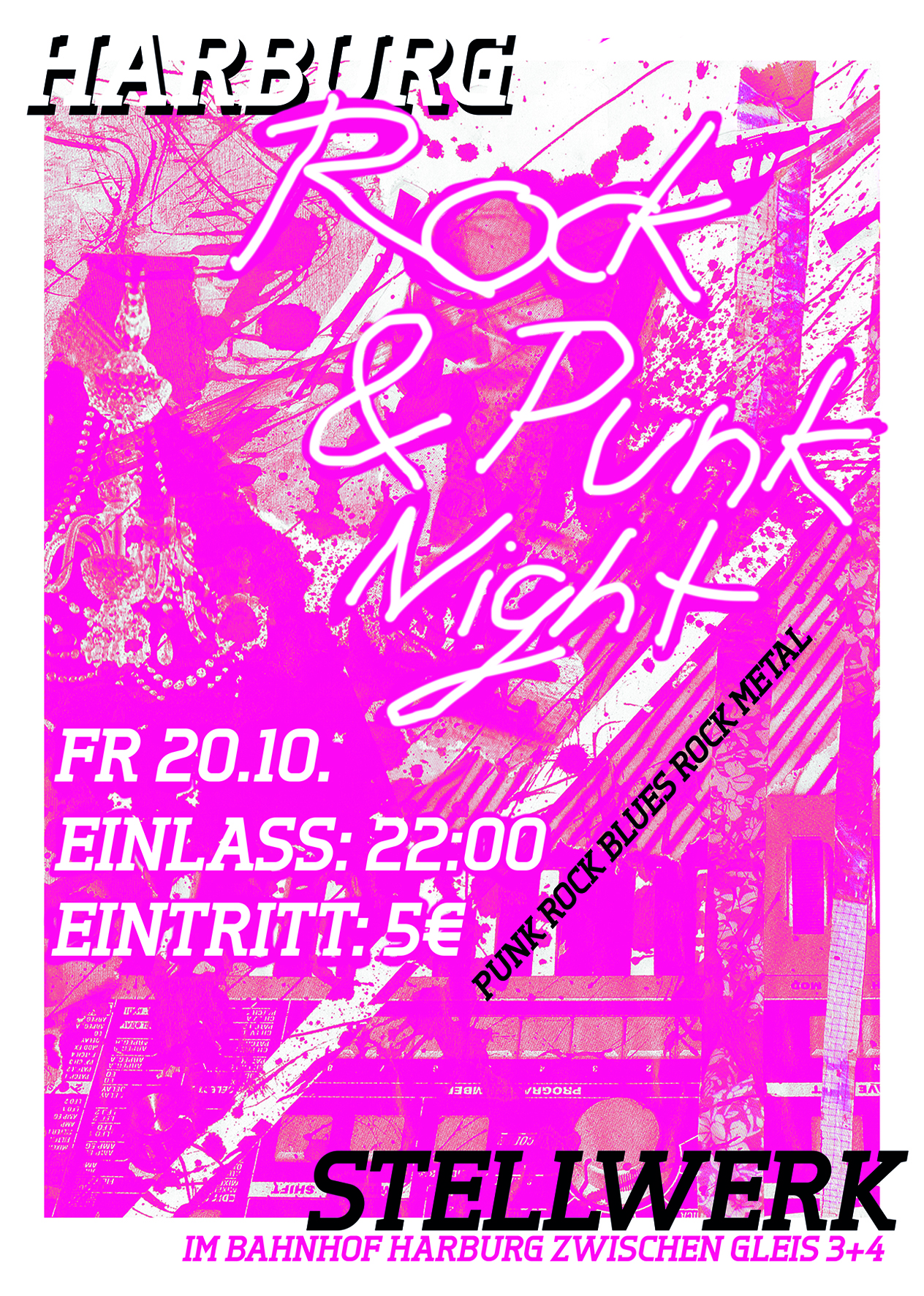 Harburg Rock and Punk Night