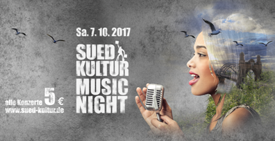 MN17 quer web1 43798 7. SuedKultur Music Night: JamSession