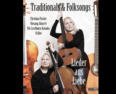 Christina Fischer Poster 2017 By Thorsten Pengel 450 CHRISTINA FISCHER DUO   Pop & Folklore