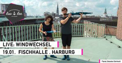 "luv und lee 300x156 45172 Luv & Lee – ""Windwechsel"" – Improvisationstheater aus Hamburg"