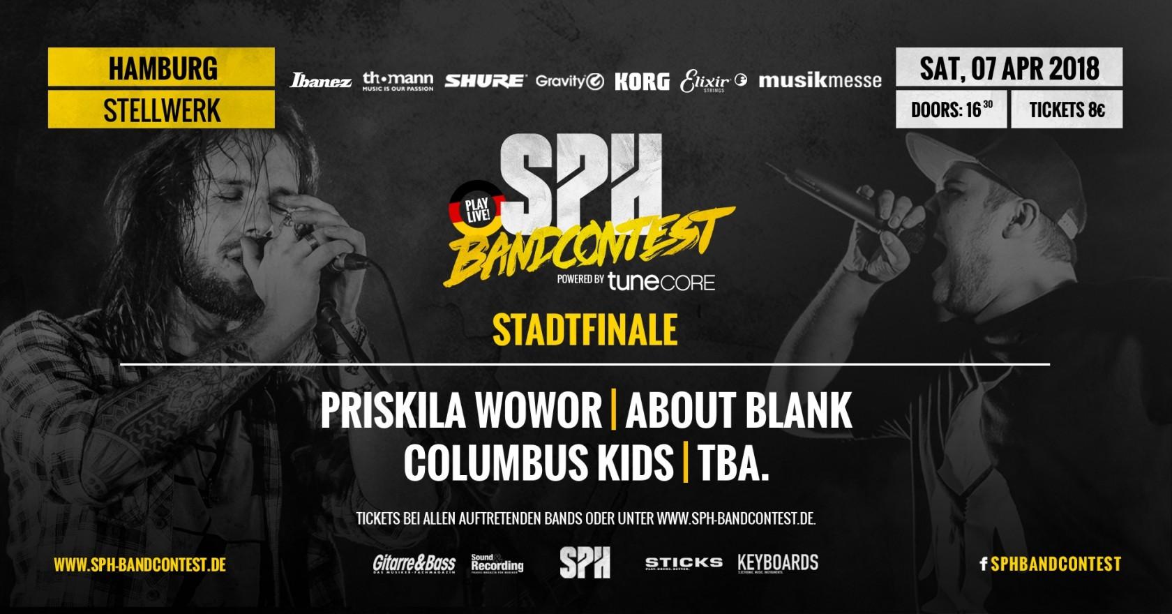 SPH Bandcontest Stadtfinale // Hamburg