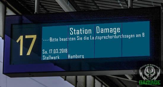 Station Damage