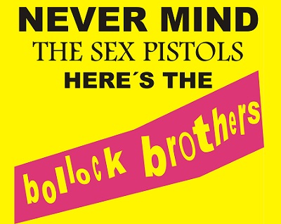 Bollock Brothers Logo 2018 400 46420 The Bollock Brothers   Old School PunkRock from England
