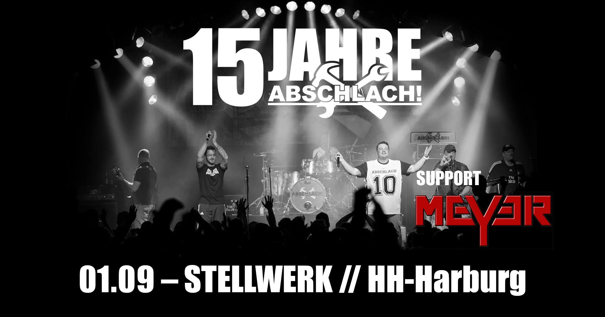 Abschlach! – Live in HH-Harburg (+ Meyer)
