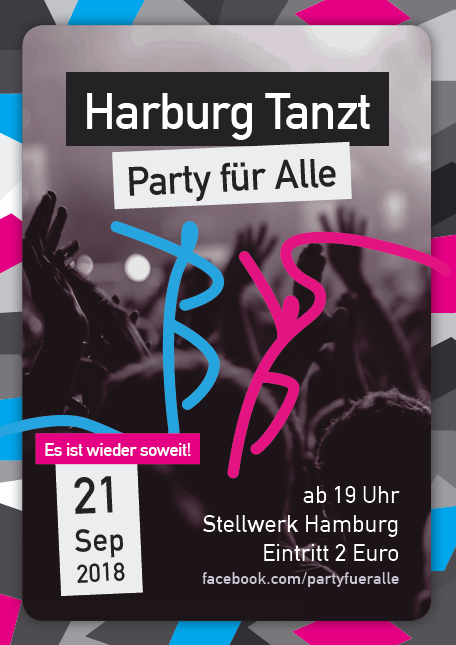 Harburg tanzt. Party für Alle!