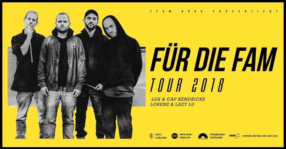 Für die Fam Tour 2018! • Hamburg