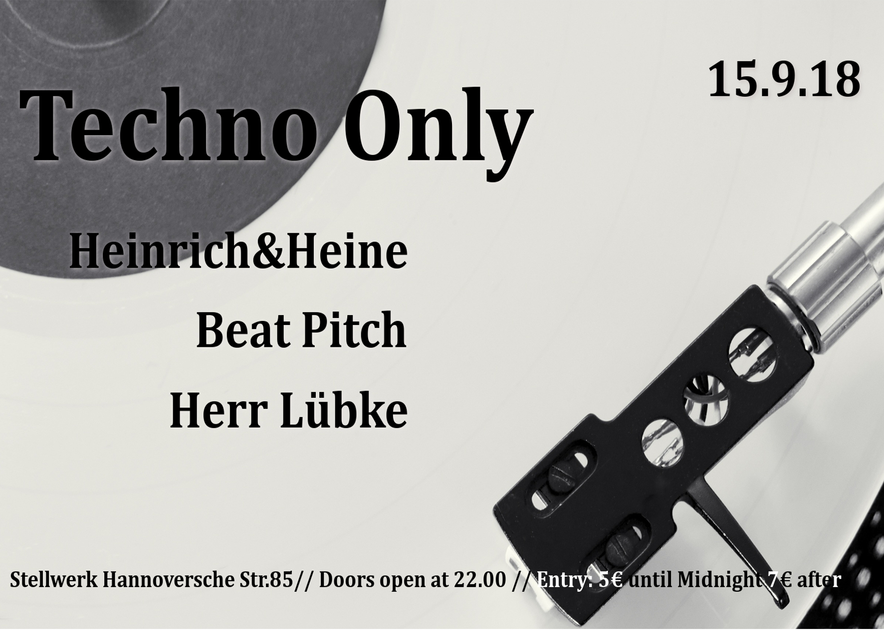 Techno Only