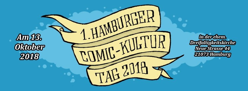 ckt fb logo1 1. Hamburger Comic Kultur Tag