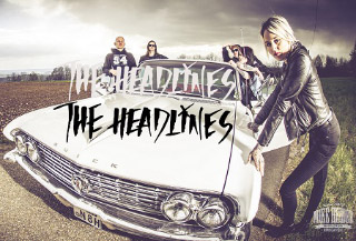 The Headlines 2018 Pic1 By Mike Heider Header 450 The Headlines   PunkRock from Sweden & VA Rocks