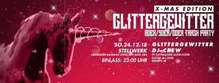 GlitterGewitter X-Mas Party