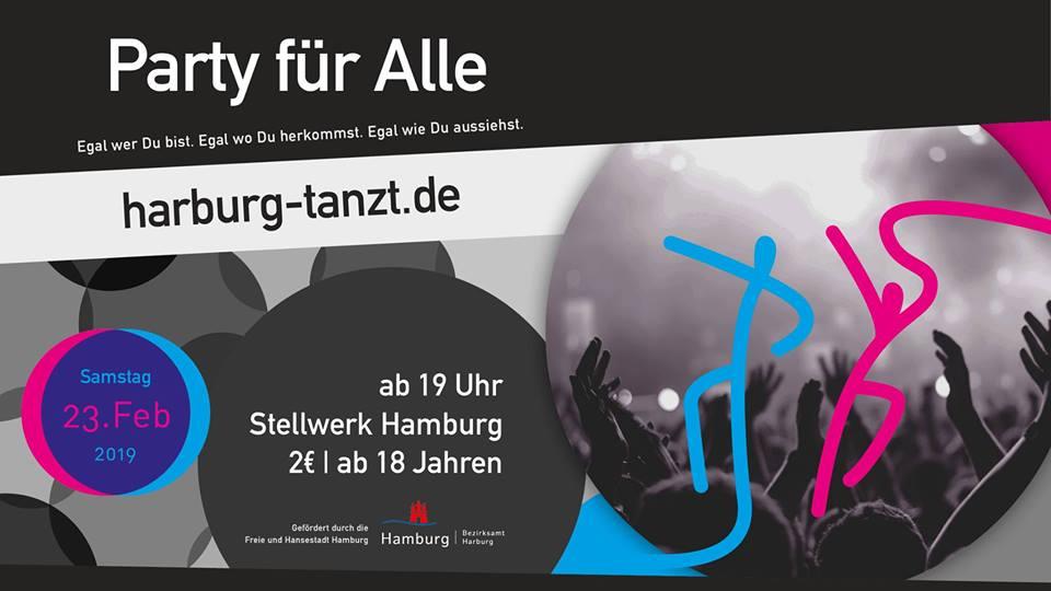 Harburg Tanzt/ Party für Alle