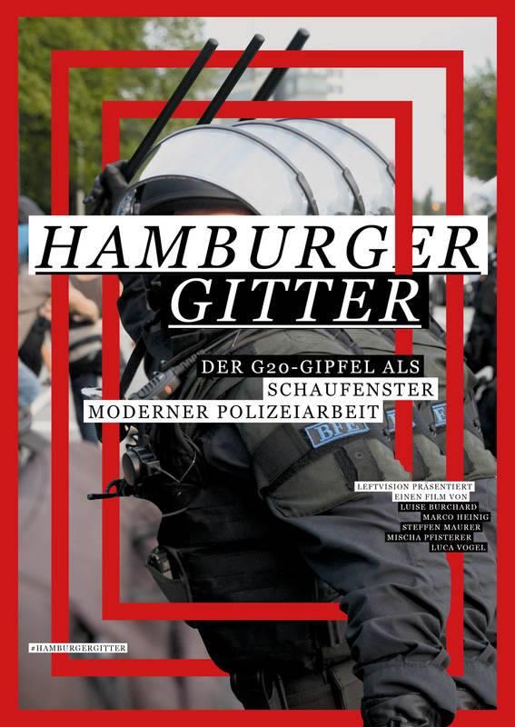 Hamburger Gitter Filmvorführung + Gespräch mit Luca Vogel