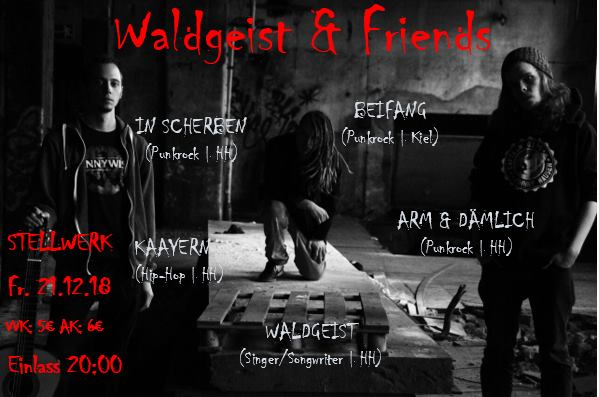 Waldgeist & Friends