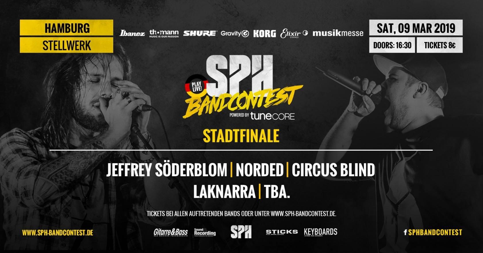 SPH Bandcontest Stadtfinale // HamburgSPH Bandcontest Stadtfinale // Hamburg