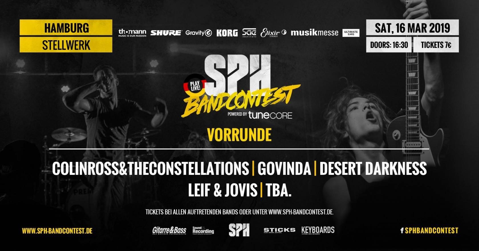 SPH Bandcontest Vorrunde // Hamburg
