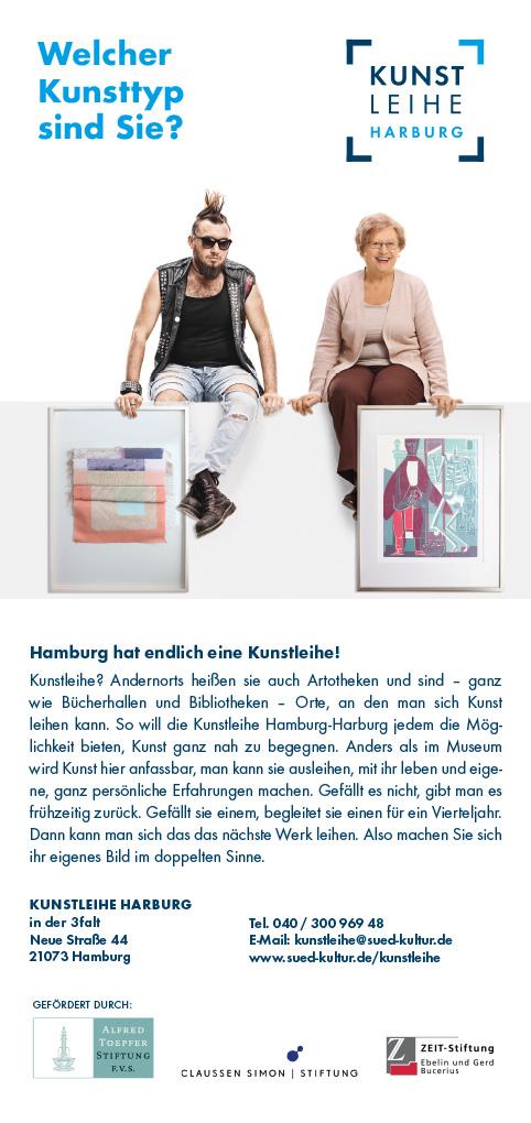 kunstleihe harburg info 5 2 19 Kunstleihe