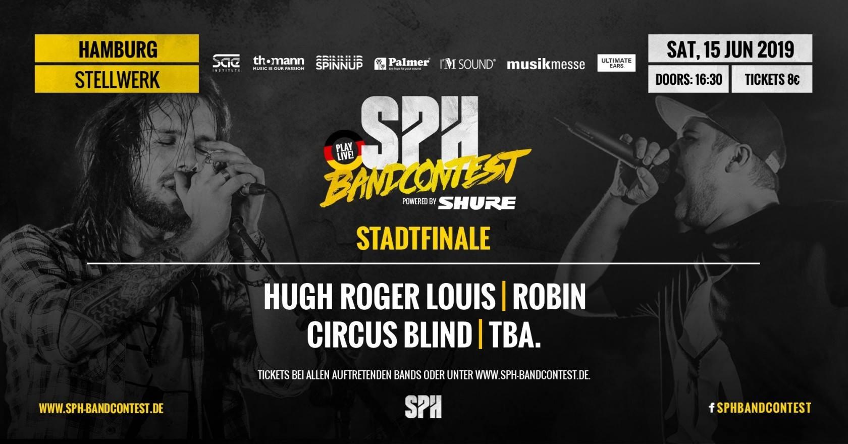 SPH Music Masters Stadtfinale // Hamburg