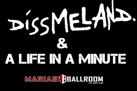 A Life In A Minute Dissmeland 2019 Header 450 A Life in A Minute & Dissmeland (Stoner, Noise & Rock)