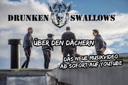 Drunken Swallow 2019 Pic2 500 Drunken Swallows & Drei Meter Feldweg | Support: Kultstatus