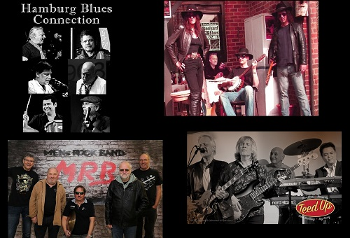Pentecost 2019 500 1. Pentecost BluesRock Festival with Teed Up, Men´s Rock Band, Steelyard Bluesband & Hamburg Blues Connection