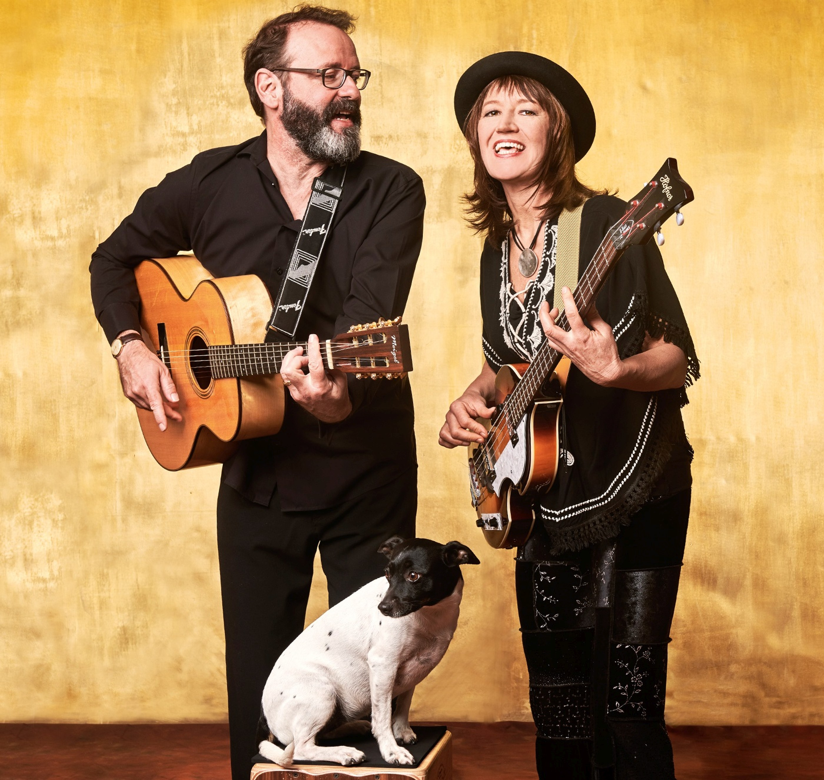 "2019 08 07   Pia Fridhill Duo Copyright Manfred Pollert   gross Pia Fridhill Duo   ""ELCH POP""   SoulPopJazzFolkFunkRockBlues aus Schweden"
