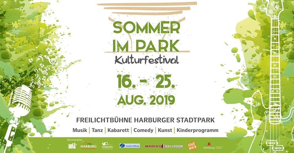 Sommer im Park auf der Harburger Freilichtbühne 2019