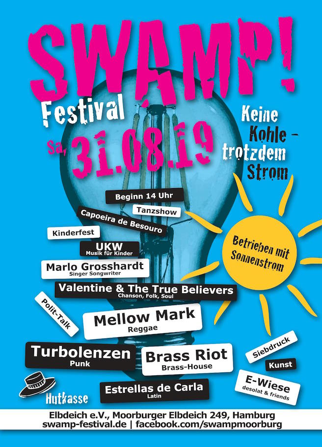 SWAMP2019 Flyer Kopie SWAMP! Festival