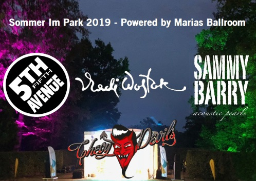 Sommer im Park 2019 Header 500 Final  Sommer im Park powered by Marias Ballroom Open Air Festival: