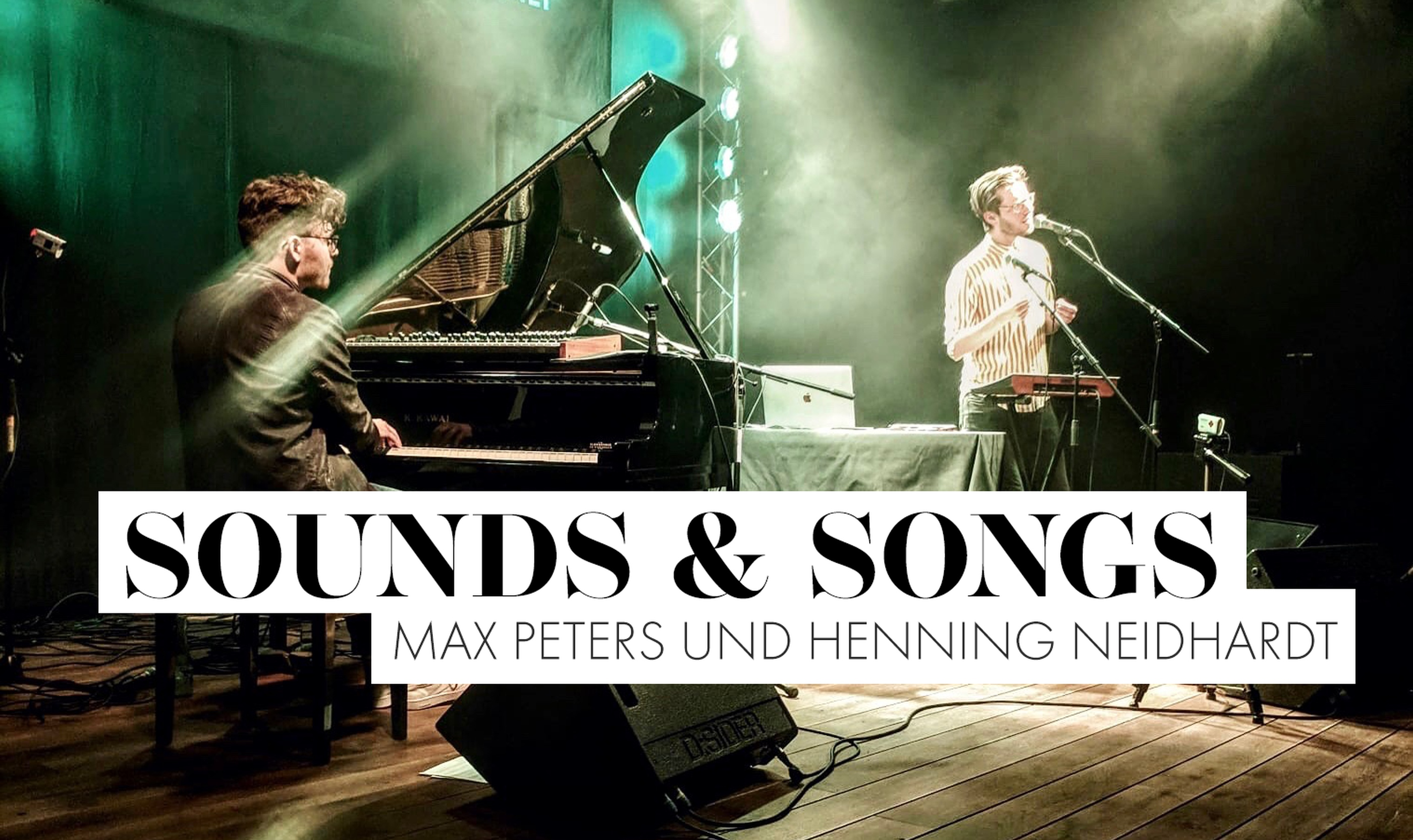 2019 10 09   Sounds and Songs Copyright Henning Neidhardt   gross  Sounds & Songs | Ein jazziger Mix