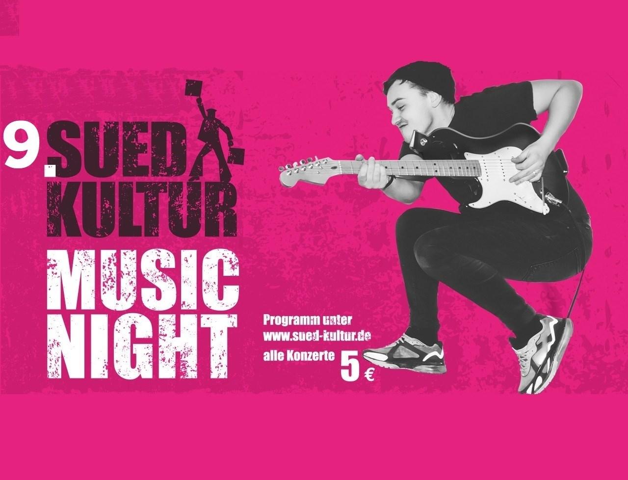 Sued Kultur Music Night/ Soul Funk Party