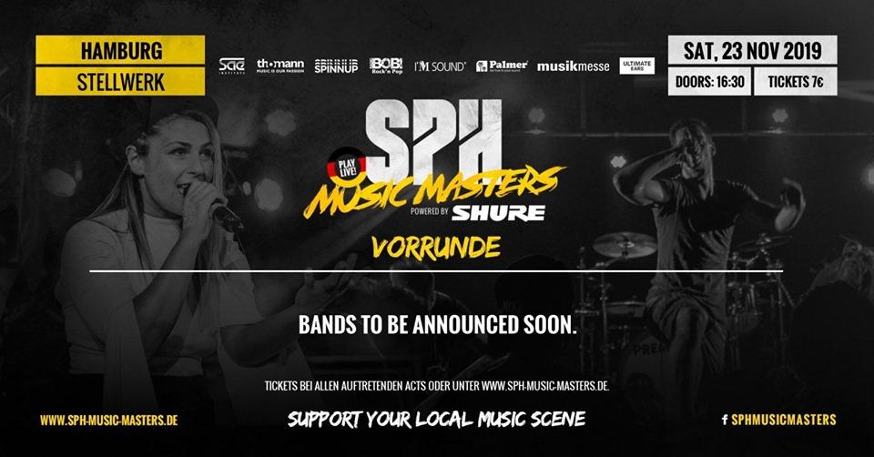 SPH Music Masters Vorrunde // Hamburg