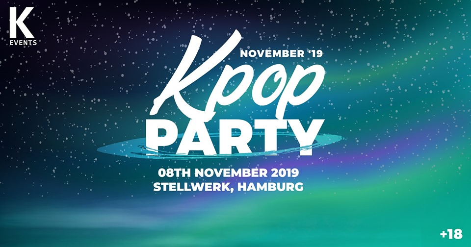 K-Pop & K-Hiphop Party in Hamburg by KEvents