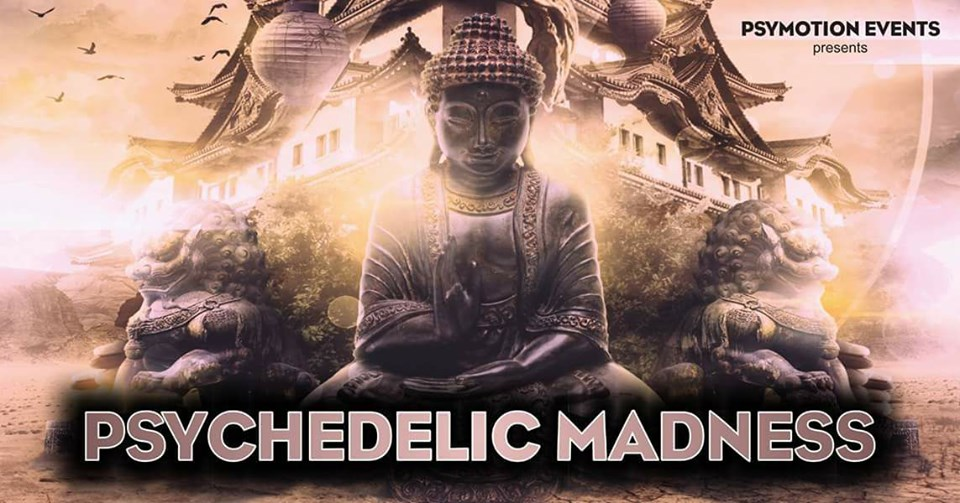 Psychedelic Madness - Hitech Edition