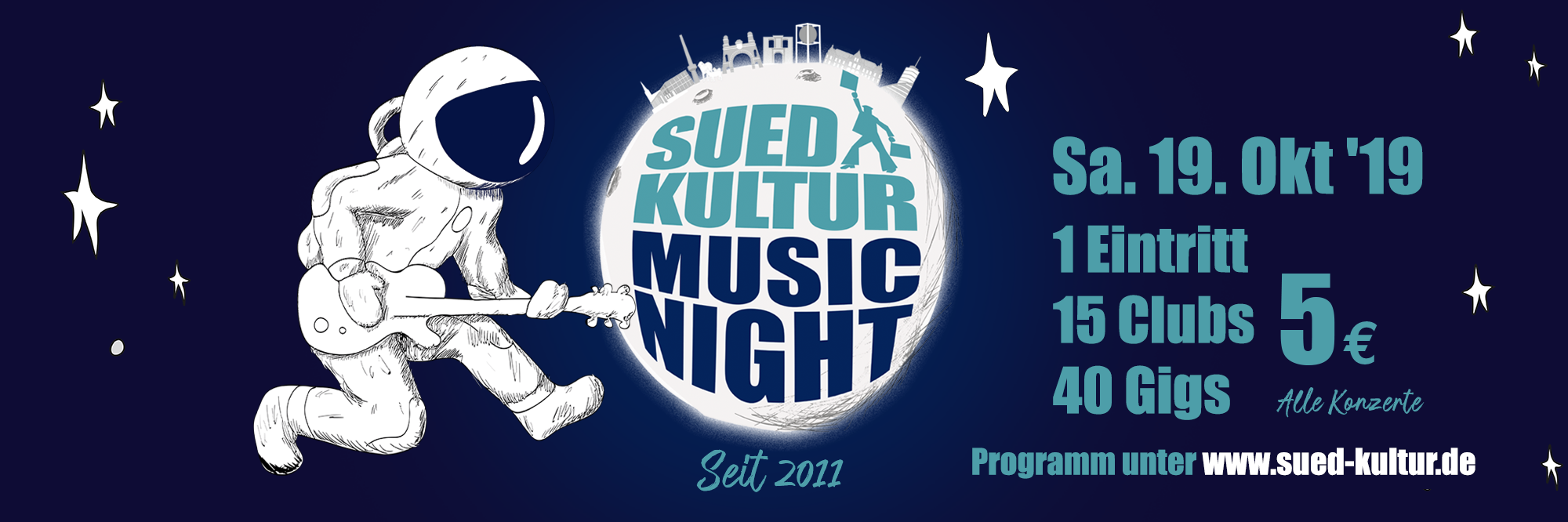 9. SuedKultur Music-Night/ Soul Funk Party