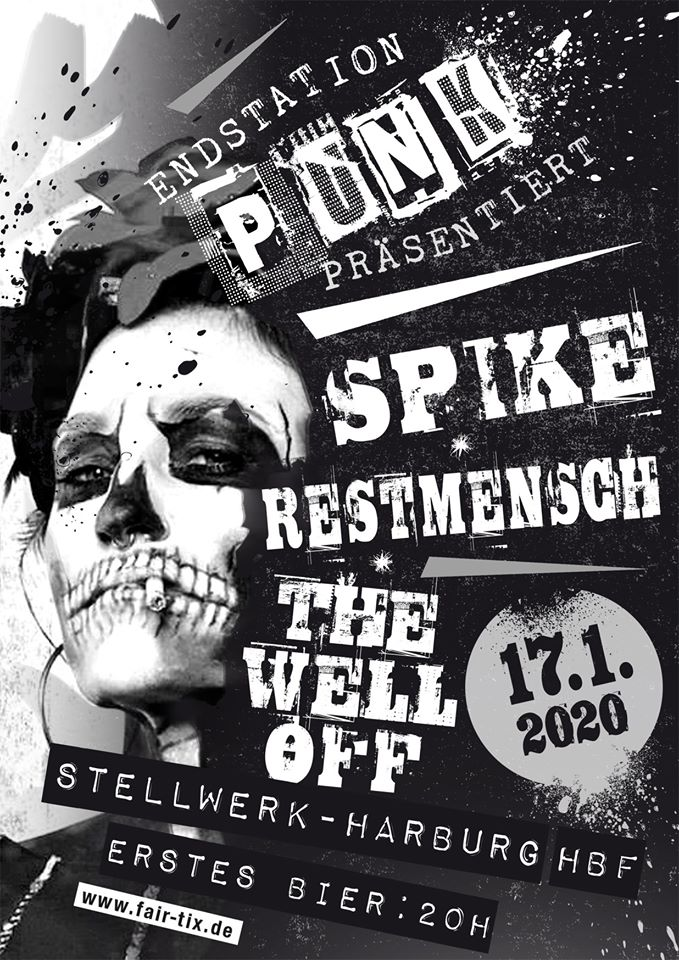Spike I Restmensch I The Well Off