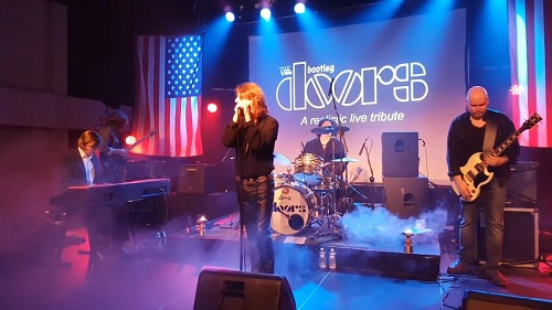 The Bootleg Doors 2018 Pic3 By Lex Froeling 500 The Bootleg Doors   The Official Jim Morrison Tribute Show