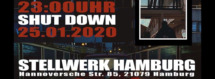 Shut Down - Grime / 2Step / Basshouse