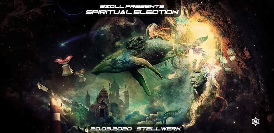 [8Zoll]Spiritual Election