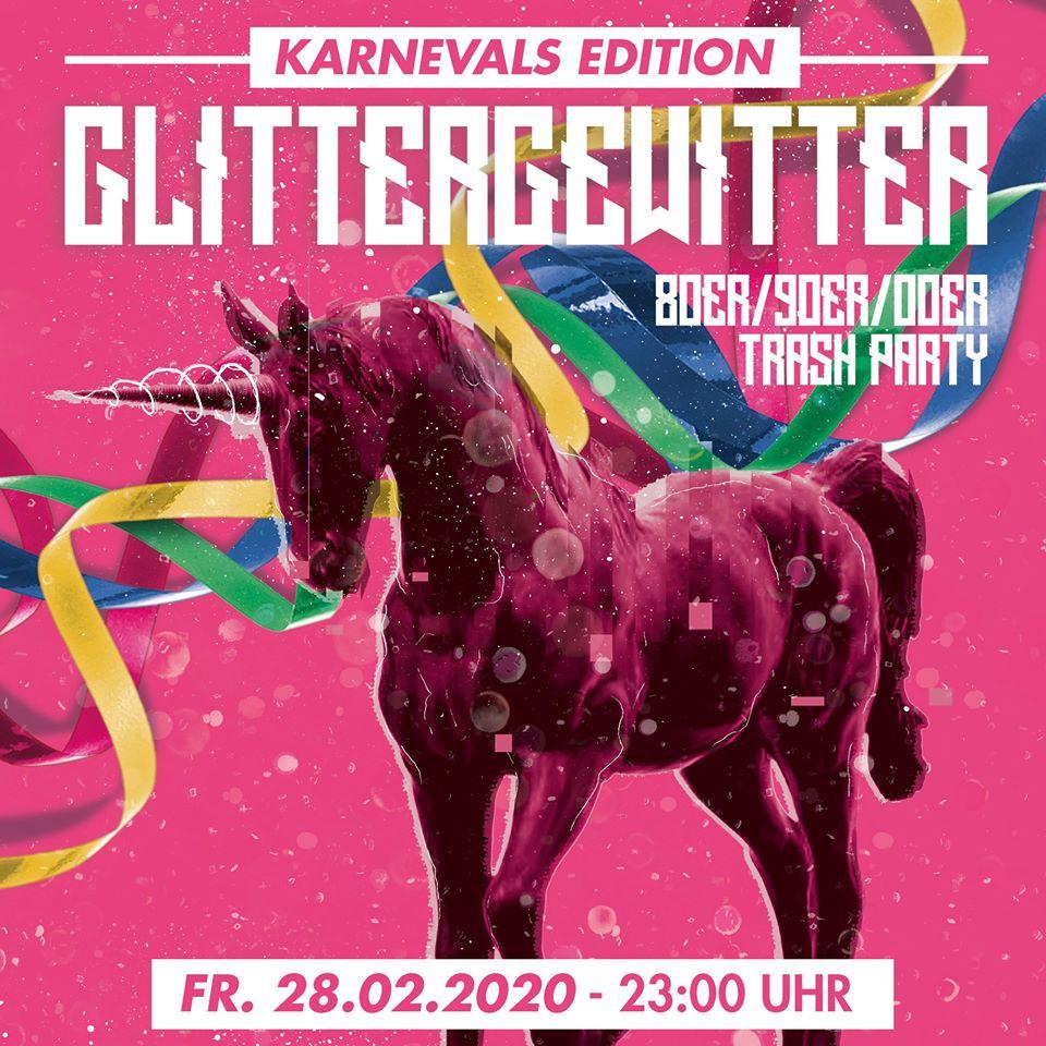 GlitterGewitter - Karnevals Edition