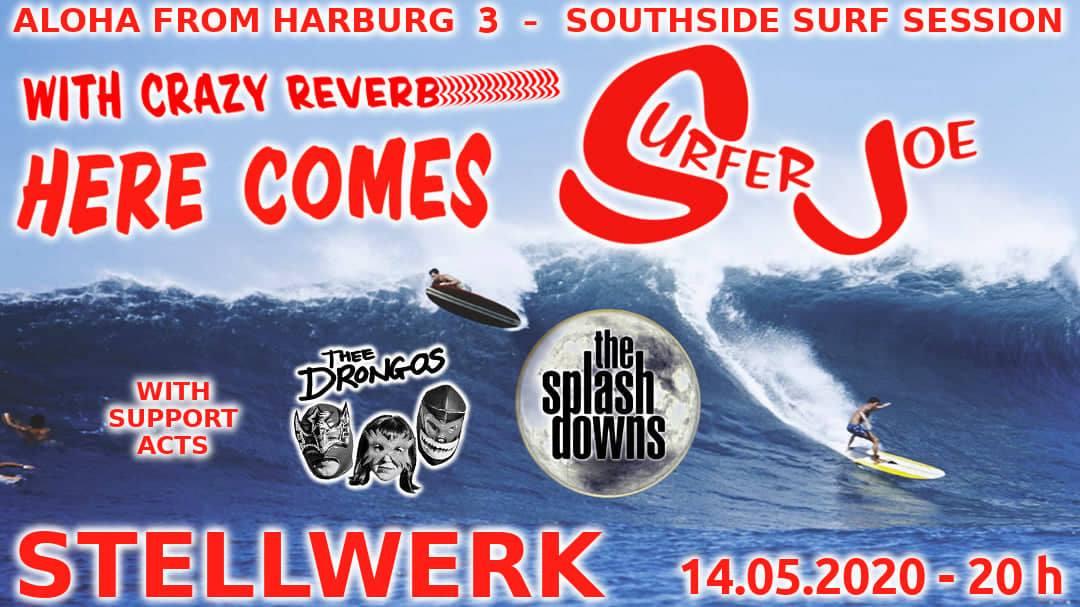 Surfer Joe I Thee Drongos I The Splashdowns