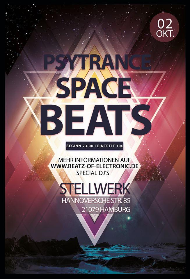 Psytrance Space Beatz