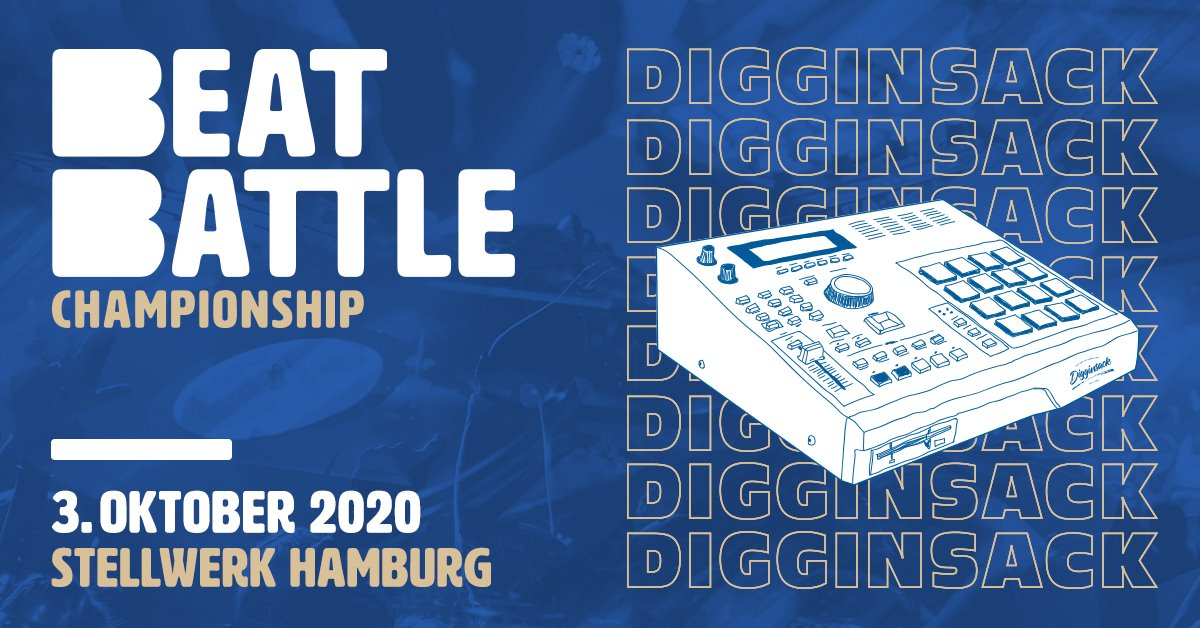 Digginsack Beat Battle Championship #2